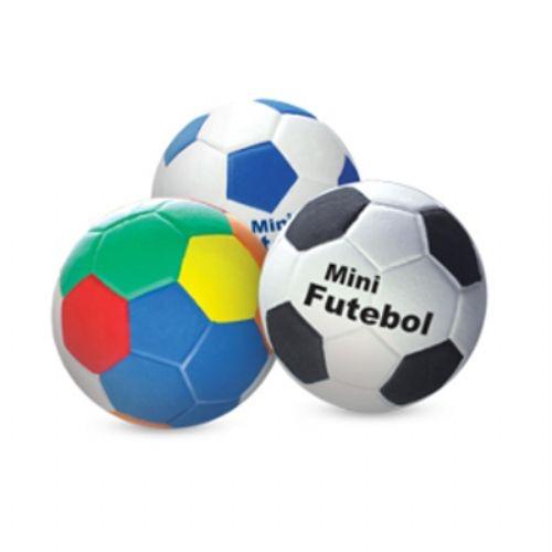 3af71341b mini bola de futebol e vôlei em eva.
