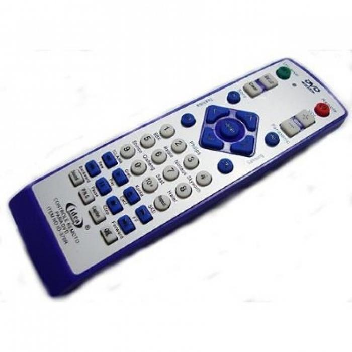 controle remoto para dvd universal