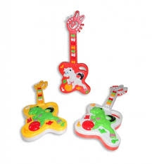 guitarra infantil brinquedo musical a pilha