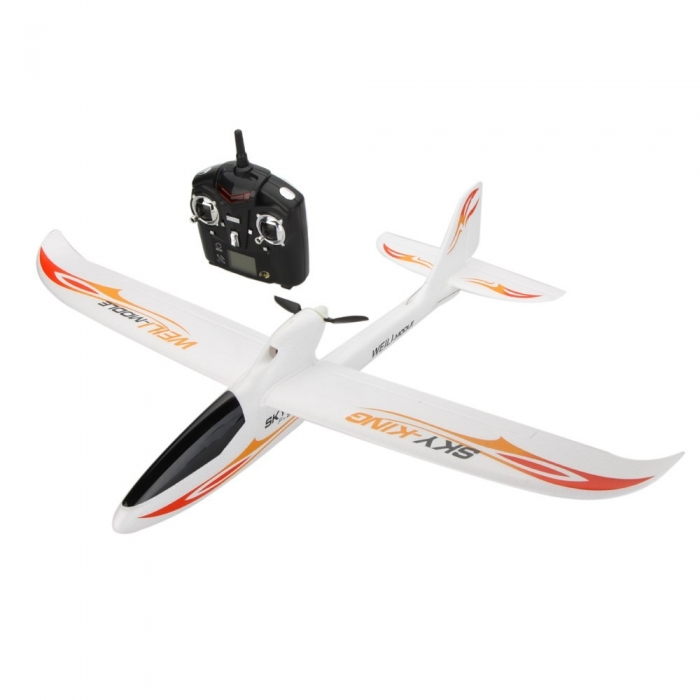 AVIAO SKY KING 2 4GHZ  4CH RC AIRPLANE