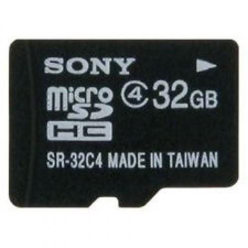 CARTÃO MICRO SD 32GB COM ADAPTADOR