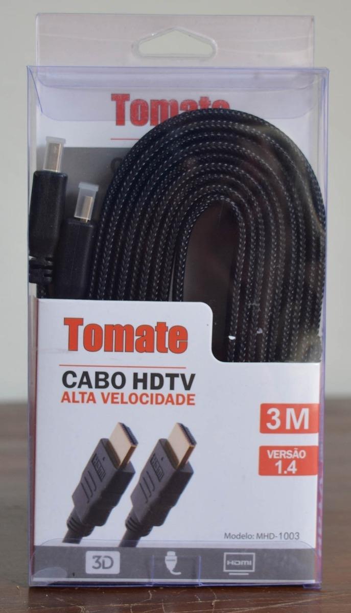 CABO HDMI 3 M