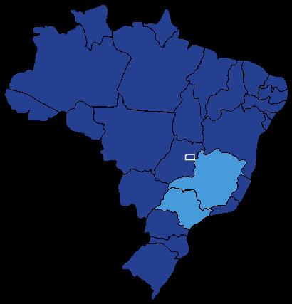 Passagens da Bragança para todo o Brasil