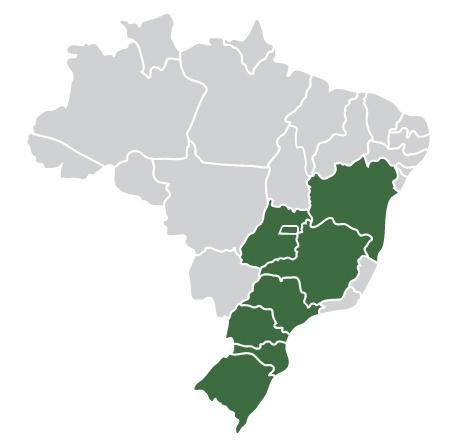 Passagens da Cantelle para todo o Brasil
