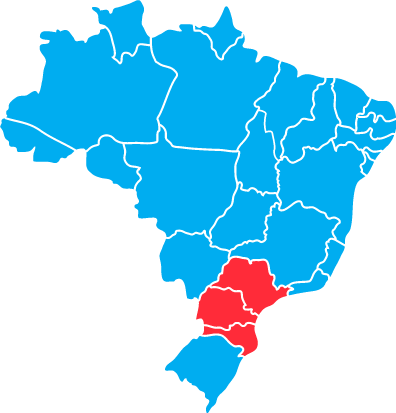 Passagens da Catarinense para todo o Brasil