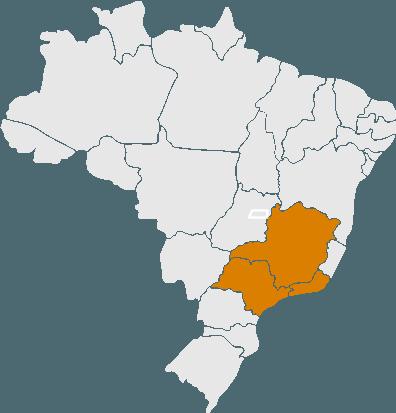 Passagens da Viação Cidade do Aço para todo o Brasil