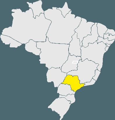 Passagens da Empresa Cruz para todo o Brasil