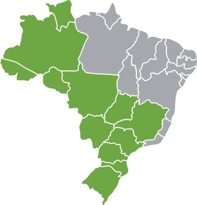 Passagens da Eucatur para todo o Brasil