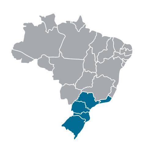 Passagens da Expresso do Sul para todo o Brasil