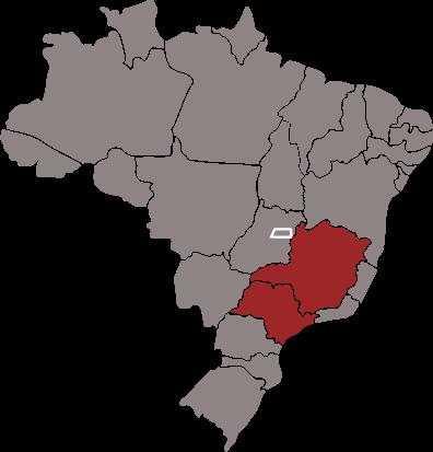 Passagens da Gardênia para todo o Brasil