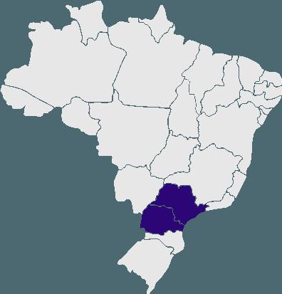 Passagens da Viação Guerino Seiscento para todo o Brasil