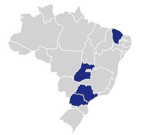 Passagens da Princesa do Ivaí para todo o Brasil