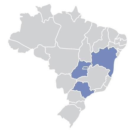 Passagens da Rápido Federal para todo o Brasil