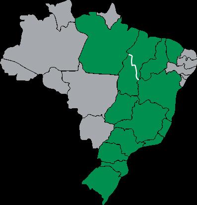 Passagens da Viação São Geraldo para todo o Brasil