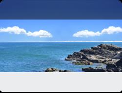 Passagem de onibus da Viacao 1001 de Rio de Janeiro para Cabo Frio