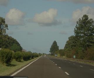 Passagem de onibus da Viação JBL Turismo de Florianopolis para Alegrete