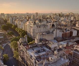 Passagem de onibus da Viação JBL Turismo de Sao Paulo para Buenos Aires