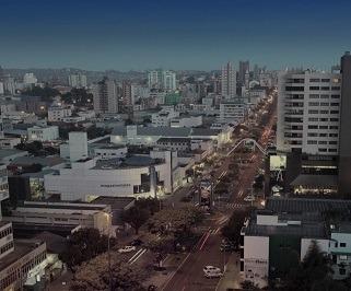 Passagem de onibus da Viação Ouro e Prata de Sao Paulo para Chapeco