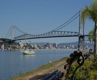 Passagem de onibus da Viação União Santa Cruz de Santa Maria para Florianopolis