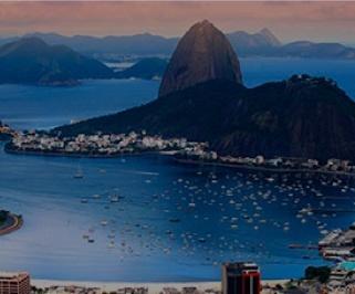 Passagem de onibus da Costa Verde de Parati para Rio de Janeiro