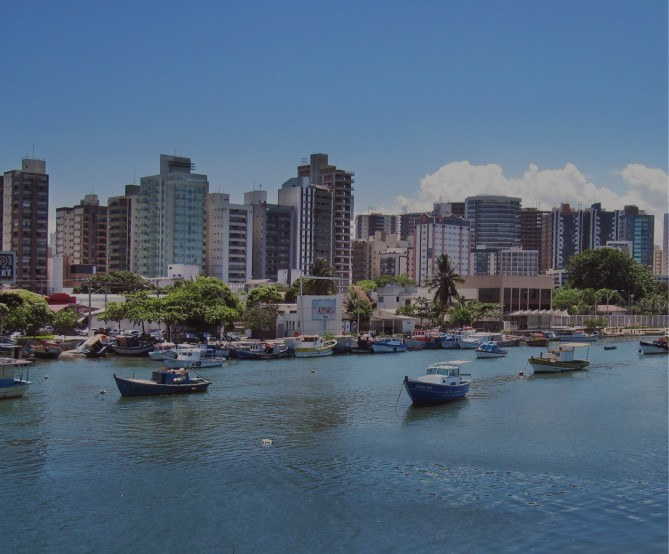 Passagem rodoviária de Rio de Janeiro para Vitória