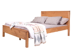 Cama Queen Size Soho - Cera Natural