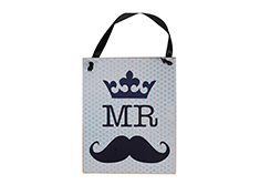 Enfeite Decorativo Mr