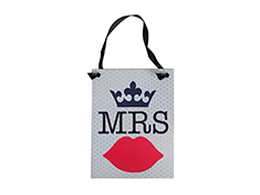 Enfeite Decorativo Mrs