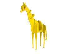 Girafa Wood Toy - Olive