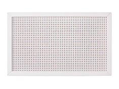 Painel Pegboard - Neve