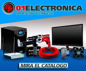 tienda online de 01 Electronica