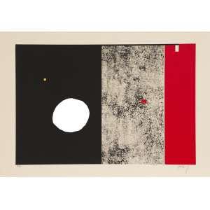 ANTÔNIO MANUEL de Oliveira<br>Sem Título<br>silk screen s/ papel, ass. inf. dir. e num. 15/30 inf. esq. <br>M.E. 49 x 70,5 cm M.I. 40 x 59,5 cm