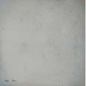 ANDRÉ MONTEIRO NETO<br>Sem Título<br>óleo e pigmentos naturais s/ tela, ass. e dat. 1997 inf. esq.<br>94 x 93,5 cm