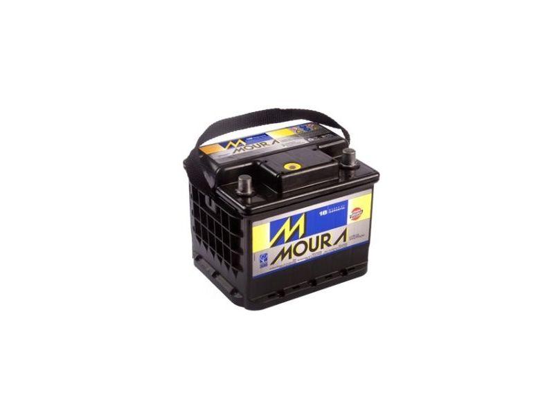 Bateria CARRO MOURA 48 AH   M48FDST