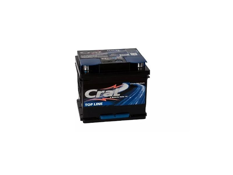 Bateria CARRO CRAL CL45VD  -  45 AMPERES