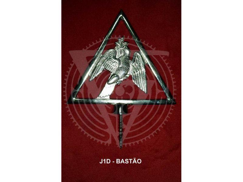 Joia de Bastão - 1º Diácono