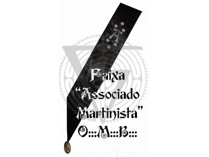 Faixa de Associado Martinista