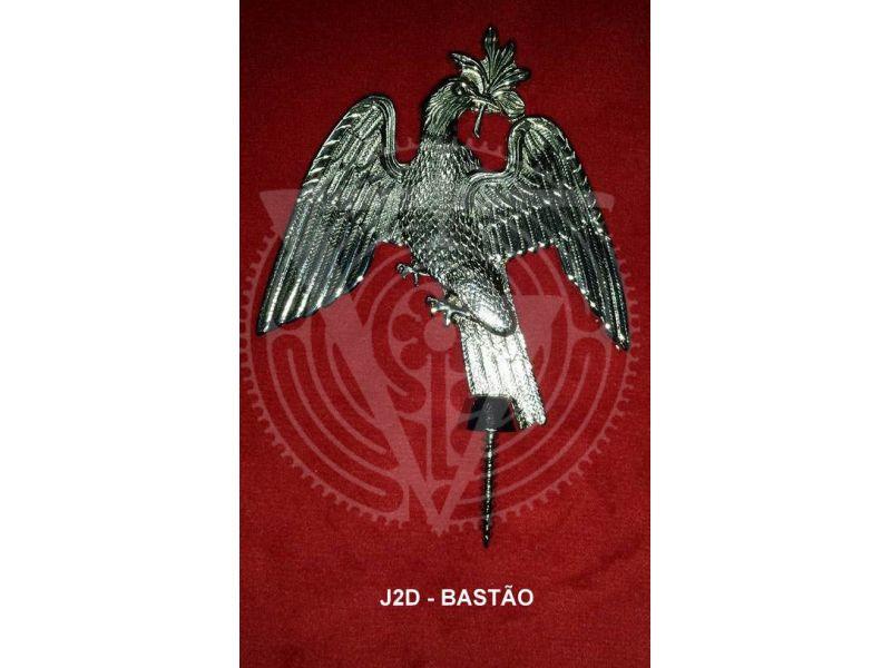 Joia de Bastão 2º Diácono