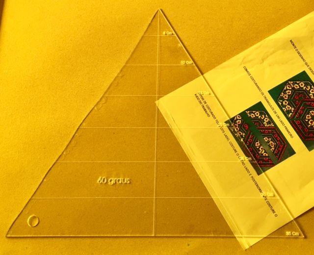 Triangulo 60 graus