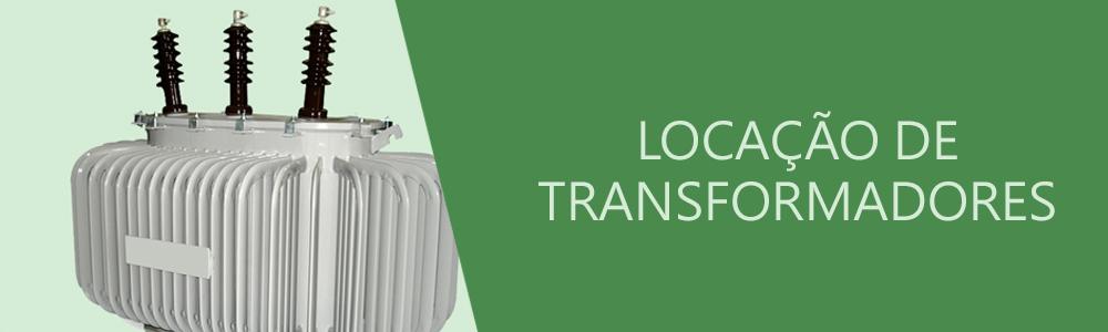 locação de transfromadores