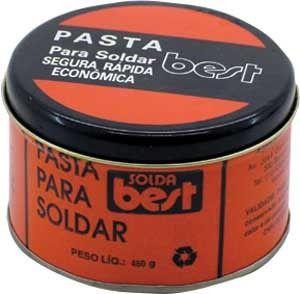PASTA P/ SOLDA BEST 450 GRS