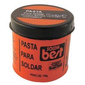 PASTA P/ SOLDA BEST 110 GRS