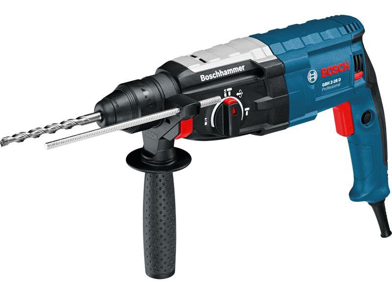 Martelete Perfurador Sds-Plus 3,2j 850w GBH 2-28 D Bosch