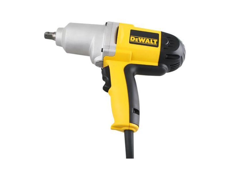 Chave De Impacto Reversível Com Encaixe 1/2 Pol. 710w - -Dewalt-Dw292