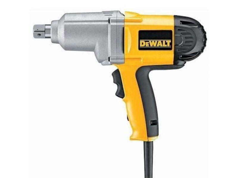 Chave De Impacto Elétrica Com Encaixe 3/4 Pol Dw294-B2 710w 220v Dewalt