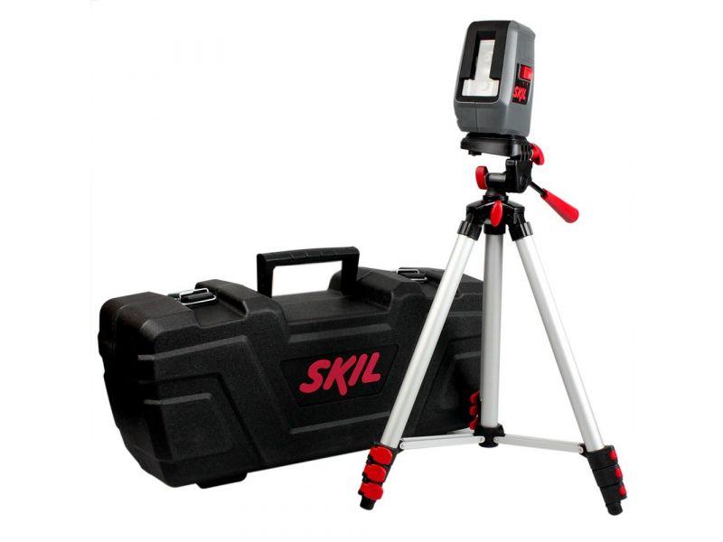 Nível a laser alcance de 10 metros com tripé - 0516 Skil