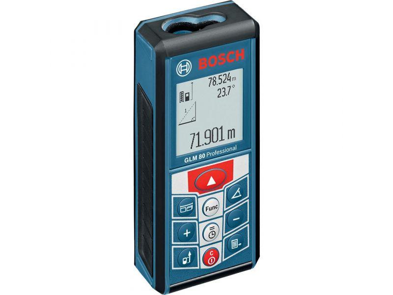 Medidor de Distância a Laser Bosch GLM 80