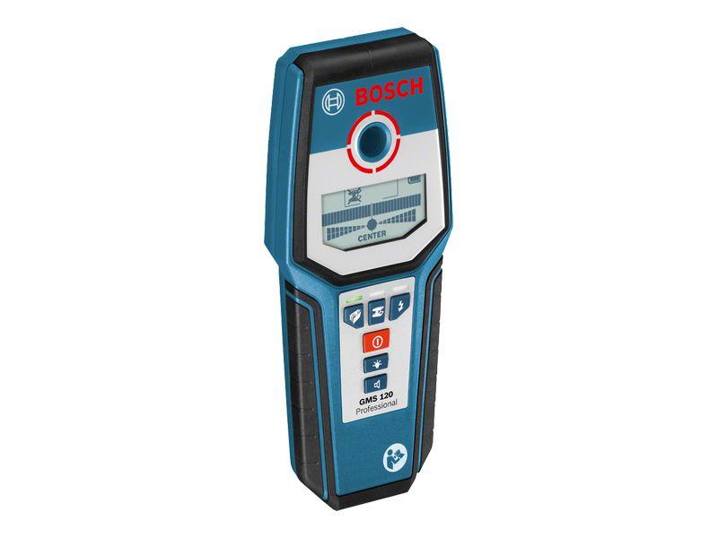 Detector De Materiais GMS 120 Professional