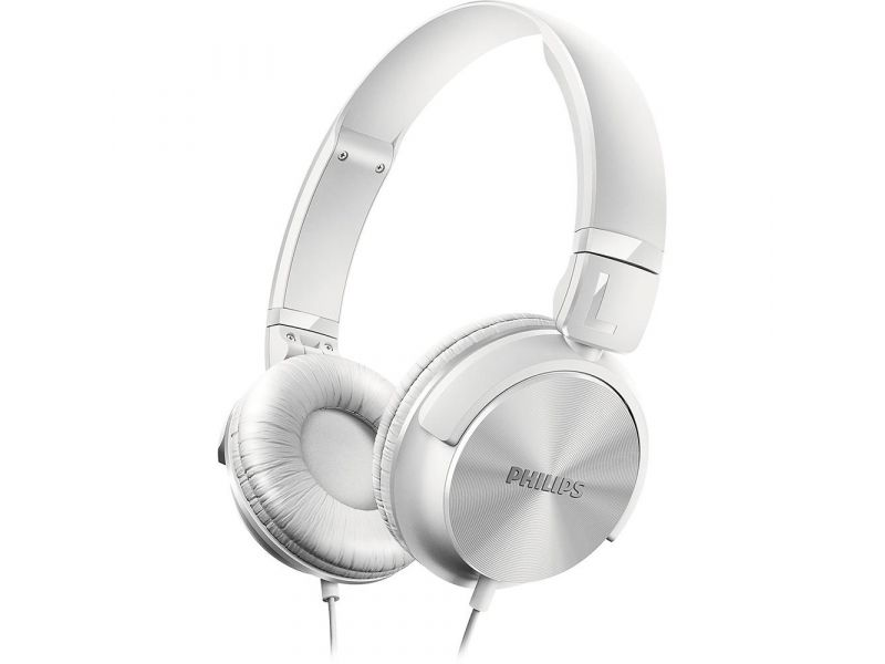Fone de Ouvido Philips Branco - SHL3060WT/00