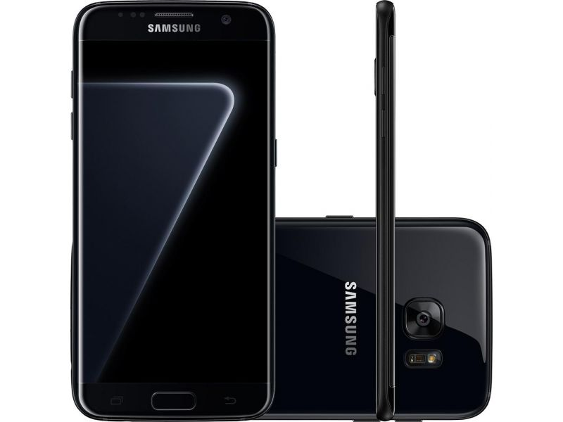 Smartphone Samsung Galaxy S7 Edge Android 6.0 Tela 5.5
